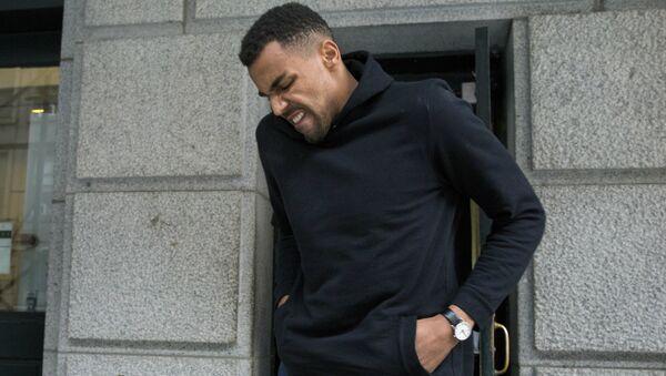NYPD Breaks NBA Player's Leg, Altercation Caught on Video - Sputnik International