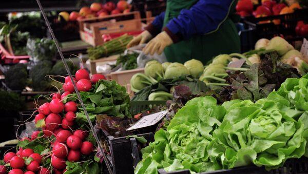 Farmer's Market - Sputnik International