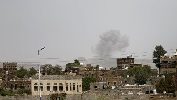 Yemen conflict - Sputnik International