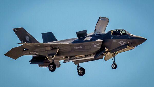 F-35 Lightning - Miramar, CA, USA - Sputnik International