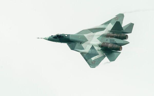 Sukhoi T-50 PAK FA Prototype - Sputnik International