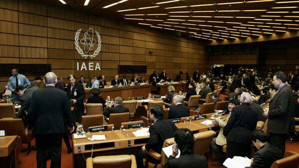 IAEA - Sputnik International