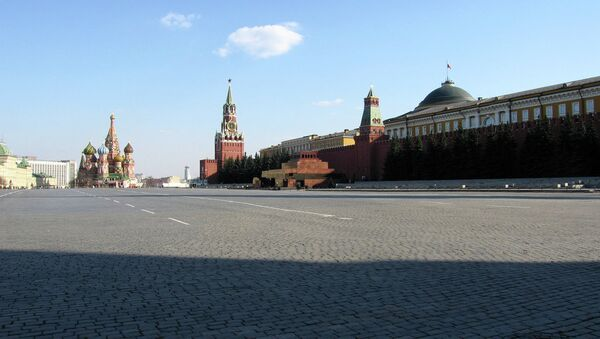 Red Square - Moscow, Russia - Sputnik International