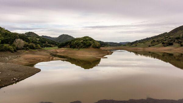 Uvas Reservoir, California - Sputnik International