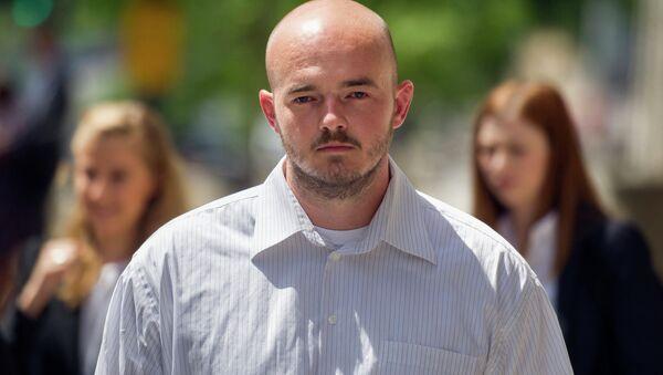Former Blackwater guard Nicholas Slatten has been sentenced to life in prison for his role in the 2007 shooting of 14 Iraqi civilians. - Sputnik International