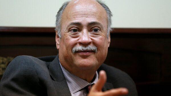 Mexican Ambassador Ruben Beltran gives interview - Sputnik International