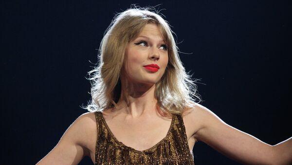 Taylor Swift - Sputnik International