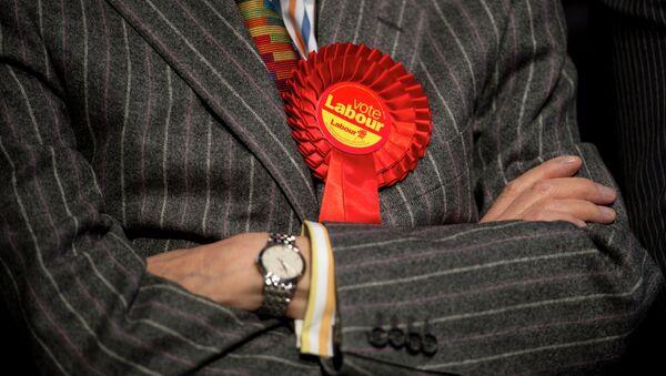 Labour party activist - Sputnik International