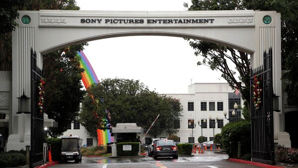 Sony Pictures Entertainment headquarters in Culver City, Calif - Sputnik International