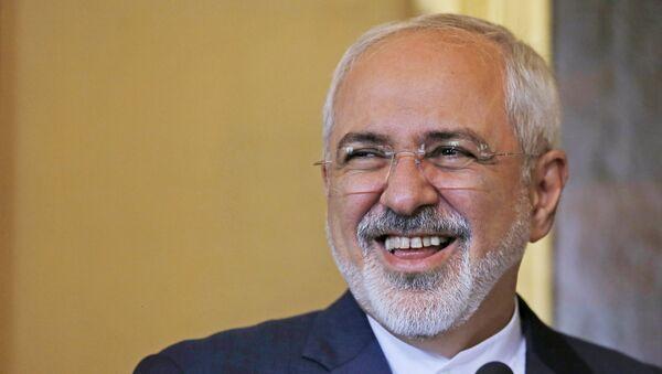 Iranian Foreign Minister Mohammad Javad Zarif - Sputnik International