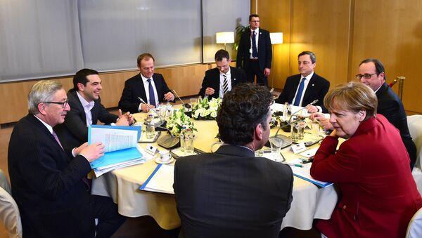 EU summit - Sputnik International