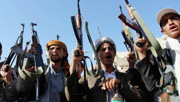 Shiite Houthi rebels - Sputnik International