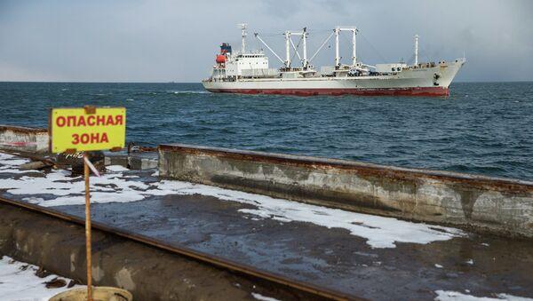 Bodies of all foreign victims of sunken Dalniy Vostok trawler sent home - Sputnik International