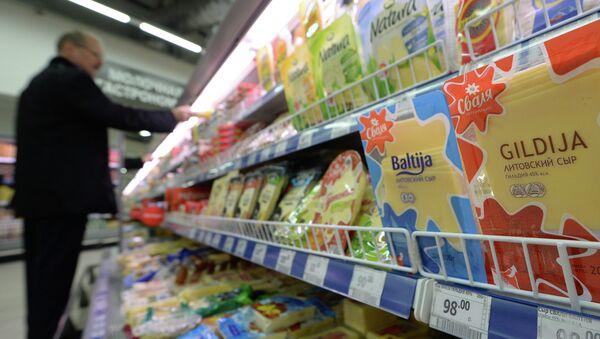 Moscow supermarket. - Sputnik International