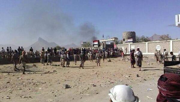 Al Qaeda Seizes Army Base In South Yemen - Sputnik International