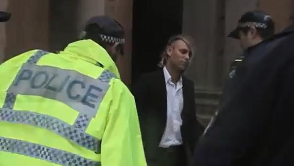 Sydney Police Arrest 420 Activist - Sputnik International