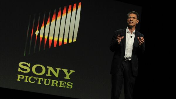 Sony CEO Michael Lynton - Sputnik International