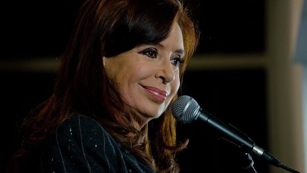 A prosecutor in Argentina dismissed charges against President Cristina Fernandez de Kirchner Monday, ending any legal proceedings over allegations that she tried to cover up the involvement of Iranian officials in the 1994 bombing of a Jewish center. - Sputnik International