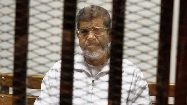 President Mohammed Morsi - Sputnik International