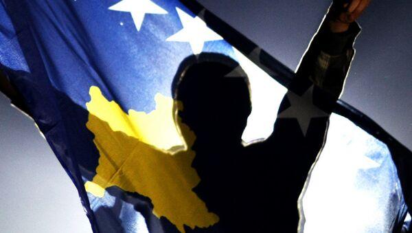Kosovo flag - Sputnik International