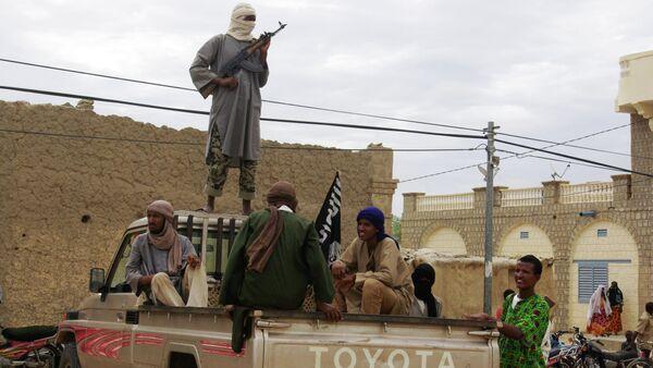Fighters from Islamist group - Sputnik International
