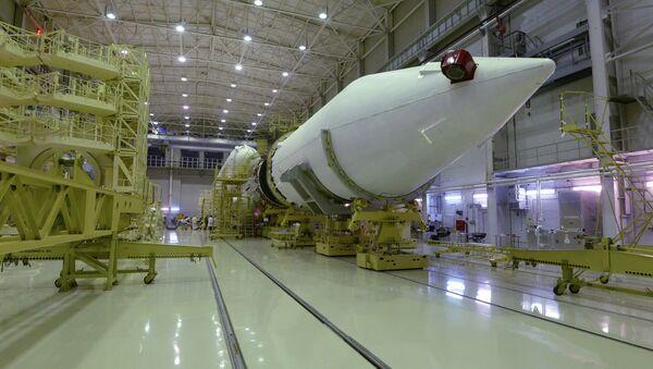 Plesetsk cosmodrome in Arkhangelsk Region - Sputnik International