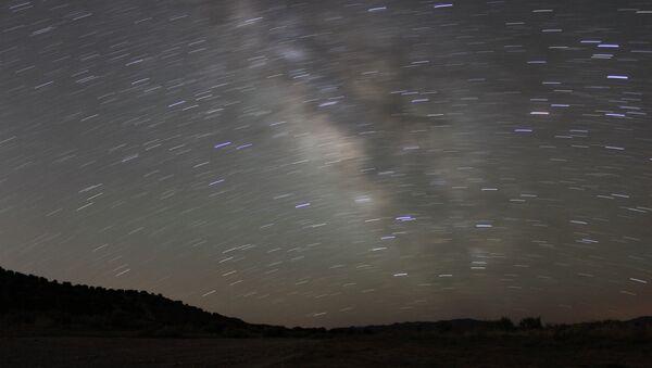 Lyrid meteor shower - Sputnik International