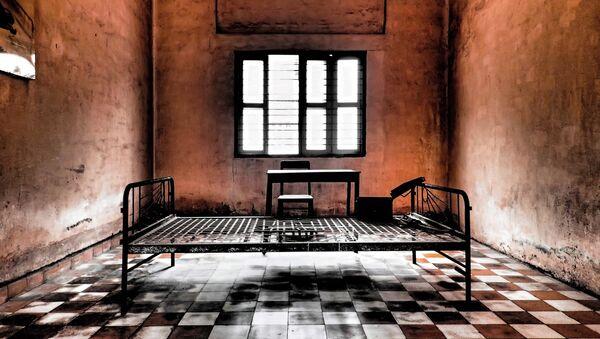 Interrogation room - Sputnik International