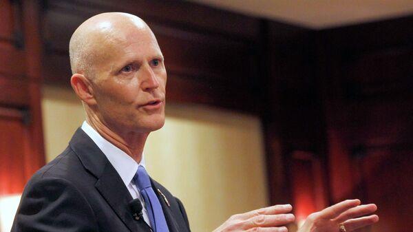 Republican Florida Gov. Rick Scott - Sputnik International