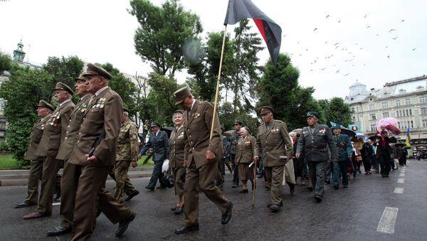 Heroes Festival in Lviv - Sputnik International