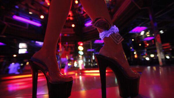 Stripper - Sputnik International