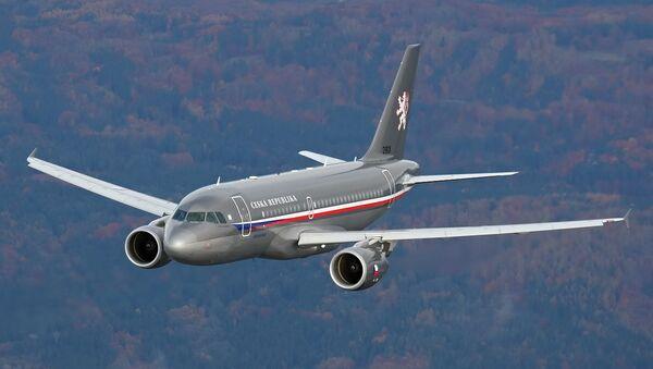 A Czech plane - Sputnik International