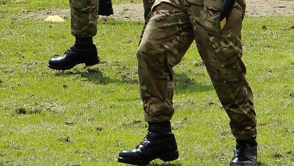 UK soldiers - Sputnik International