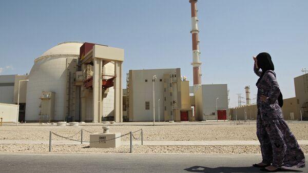 Bushehr Nuclear Power Plant, Iran - Sputnik International