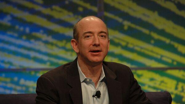 Jeff Bezos - Sputnik International