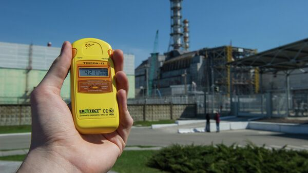 Exclusion zone on eve of 27th anniversary of Chernobyl disaster - Sputnik International