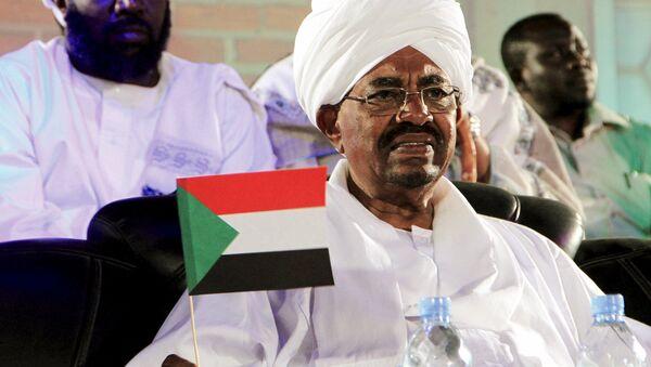 Omar Hassan al-Bashir - Sputnik International