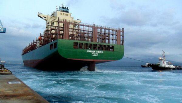 MaerskTigris - Sputnik International