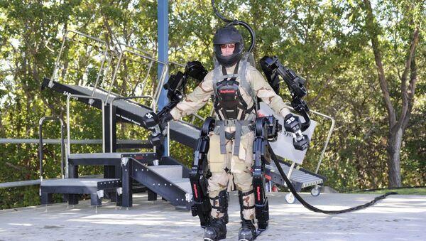 Exoskeleton - Sputnik International