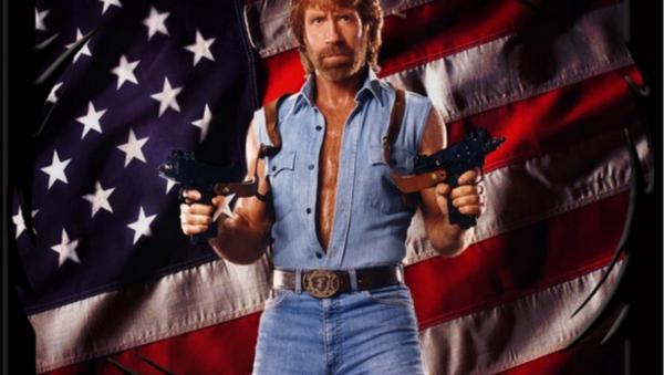 Chuck Norris, man of many talents - Sputnik International