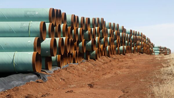 A section of the Keystone 1 pipeline had to be shut down after just 2 years because of corrosion - the wall had corroded by 95% in one section - but both TransCanada and US federal regulators are keeping the cause of the damage secret, the DeSmogBlog reports. - Sputnik International