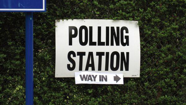 UK general election 2015 - Sputnik International
