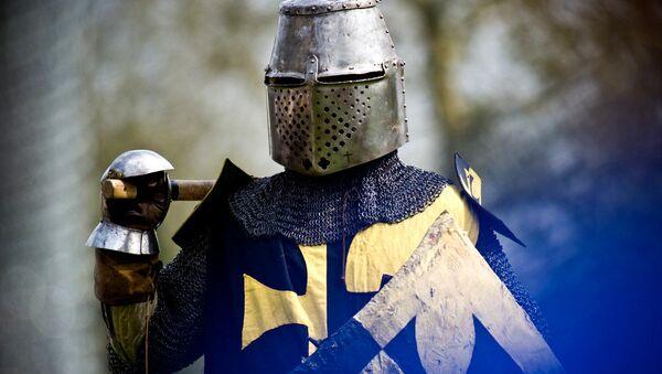 Armored knight - Sputnik International