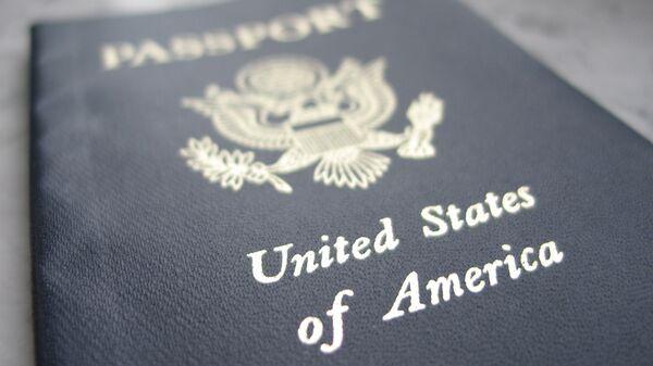Passport US - Sputnik International