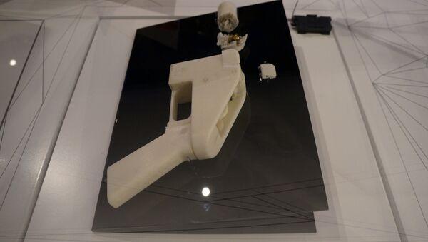 Liberator's Legal Woes: 3-D Printer Gun Lawsuit Filed Against US State Dept - Sputnik International