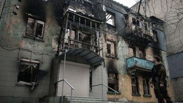 Donbas update - Sputnik International