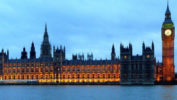 Westminster, London - Sputnik International