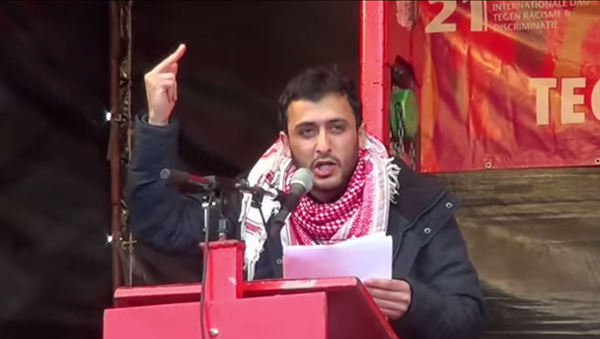 Dutch-Iraqi journalist and anti-racism activist Abulkasim Al-Jaberi - Sputnik International
