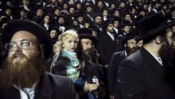 Ultra-Orthodox Jews - Sputnik International