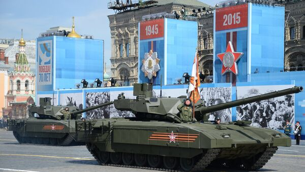 Military parade to mark 70th anniversary of Victory in 1941-1945 Great Patriotic War - Sputnik International
